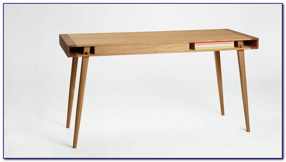 Schreibtisch Design Holz
