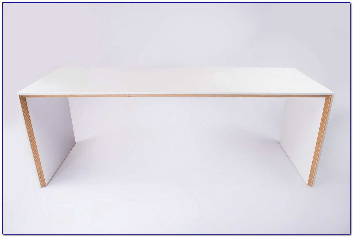 Schreibtisch Design Weiß