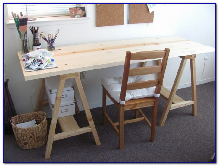 Schreibtisch Diy Ideen