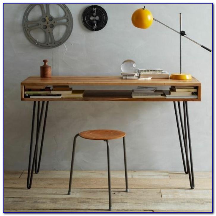 Schreibtisch Diy Ikea