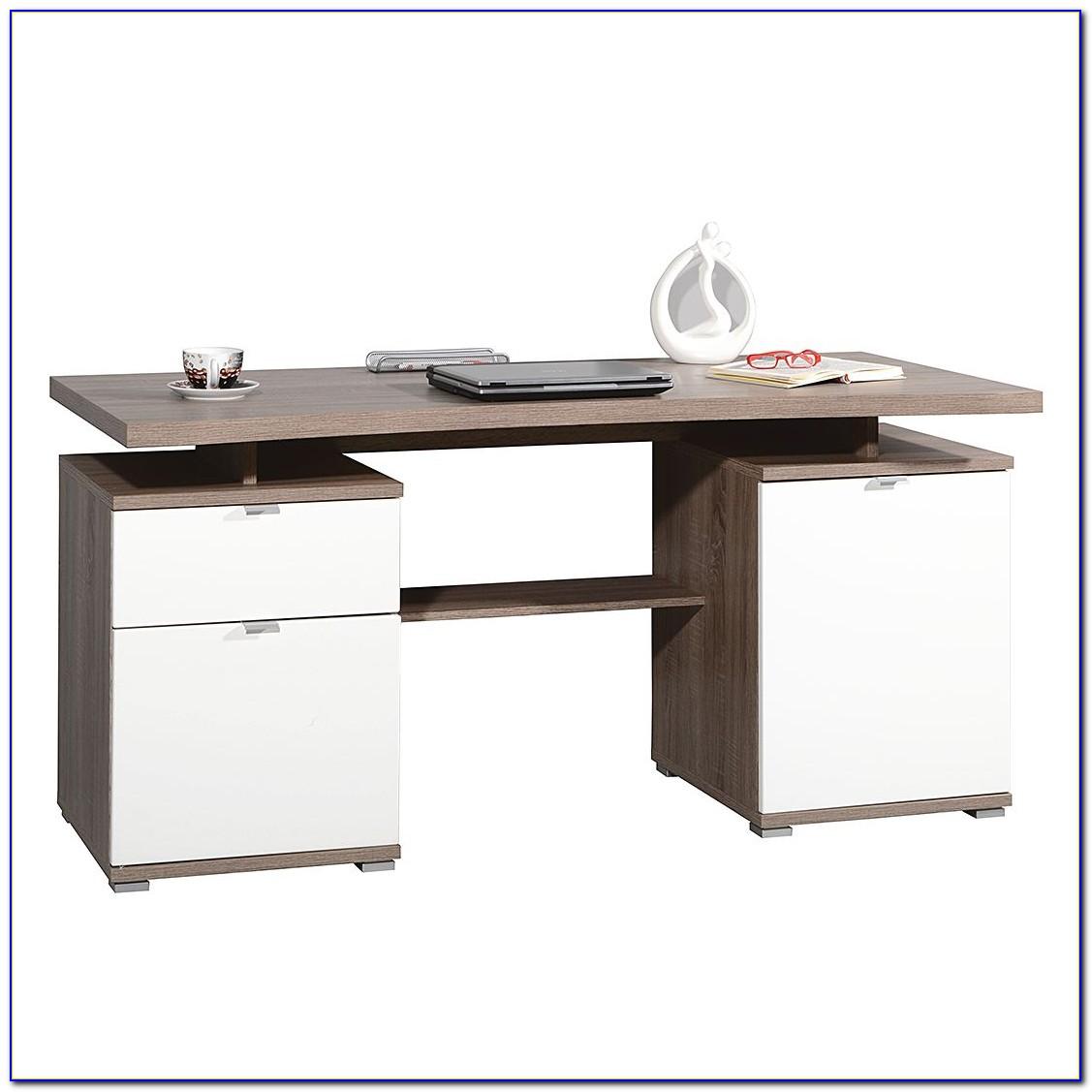 Schreibtisch Dunkel