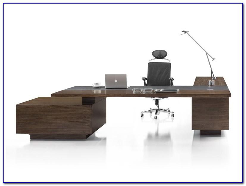 Schreibtisch Echtholz Ebay