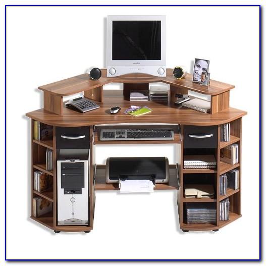 Schreibtisch Ecke Selber Bauen
