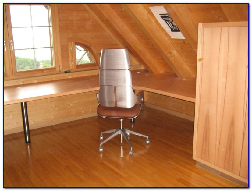 Schreibtisch Ecke