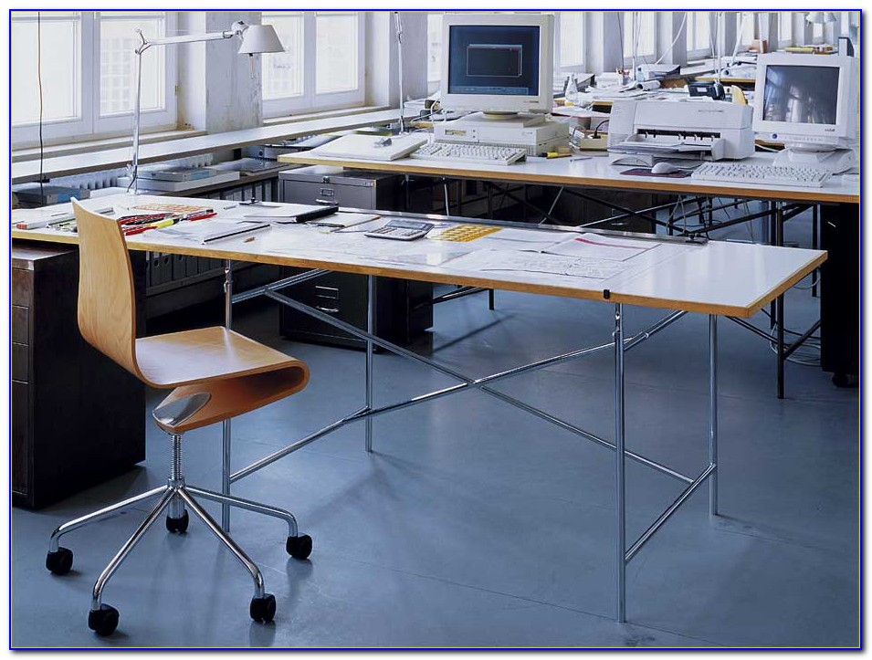 Schreibtisch Eiermann München