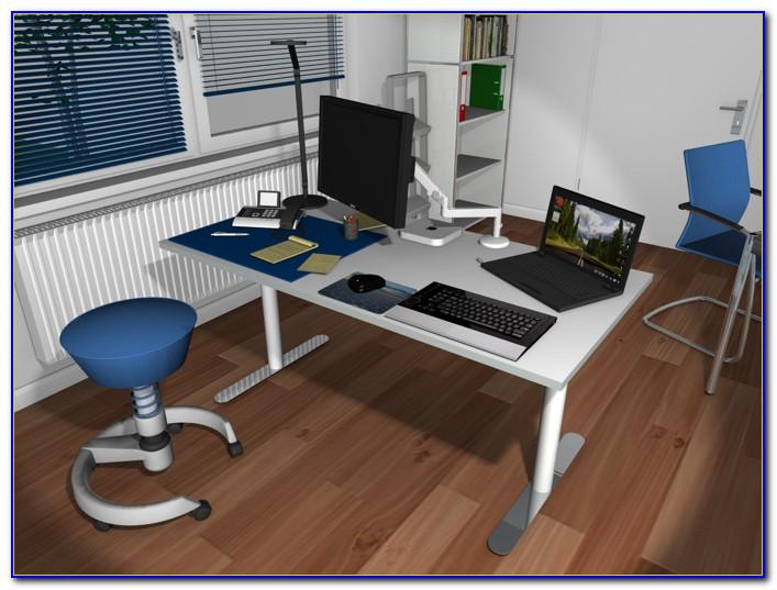 Schreibtisch Einrichten Nach Feng Shui
