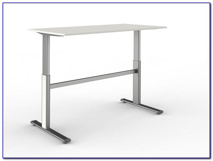 Schreibtisch Elektrisch Höhenverstellbar Ebay
