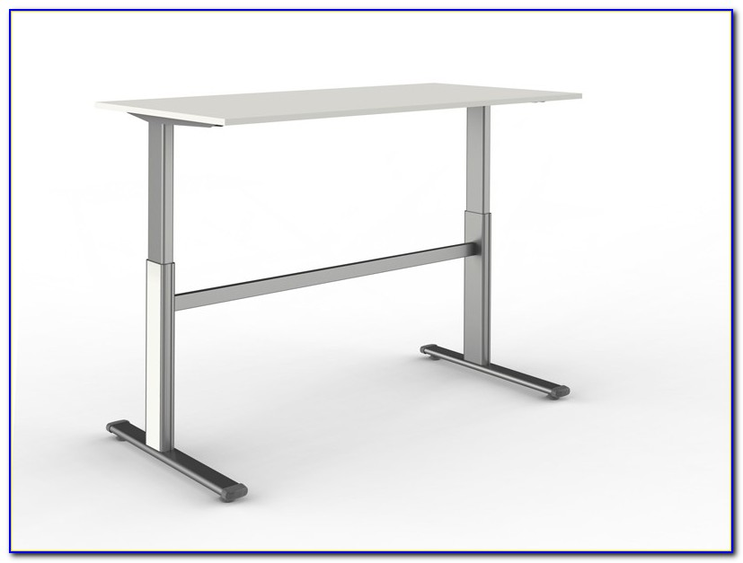 Schreibtisch Elektrisch Höhenverstellbar Ikea