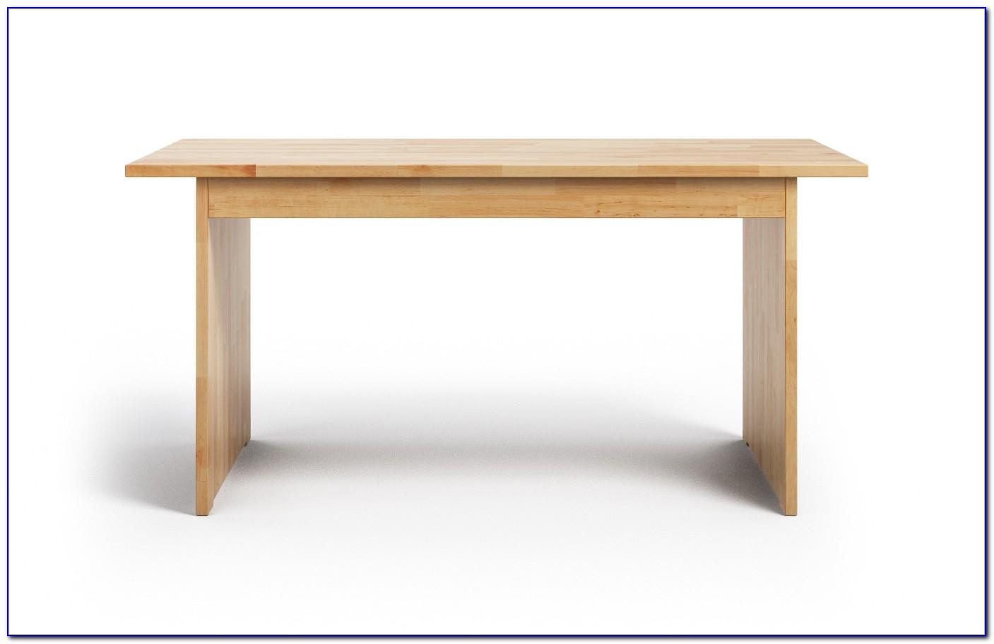Schreibtisch Erle Geölt