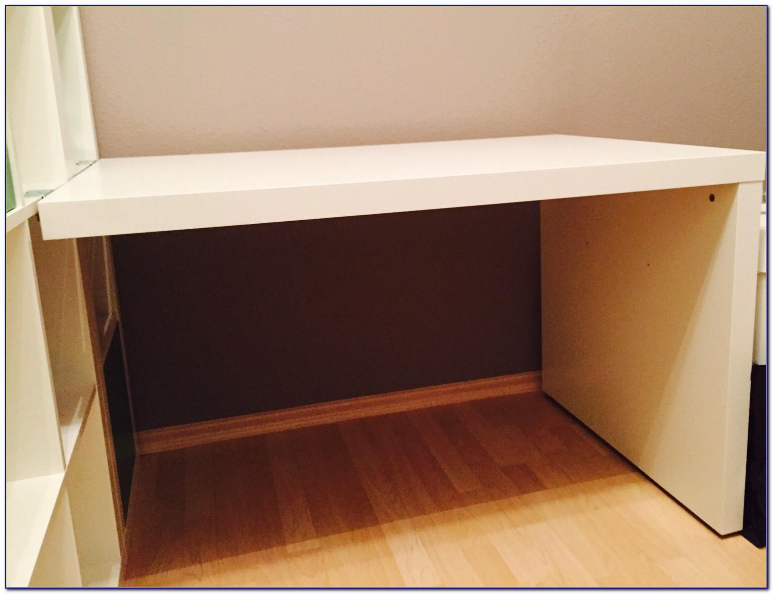 Schreibtisch Expedit Weiß