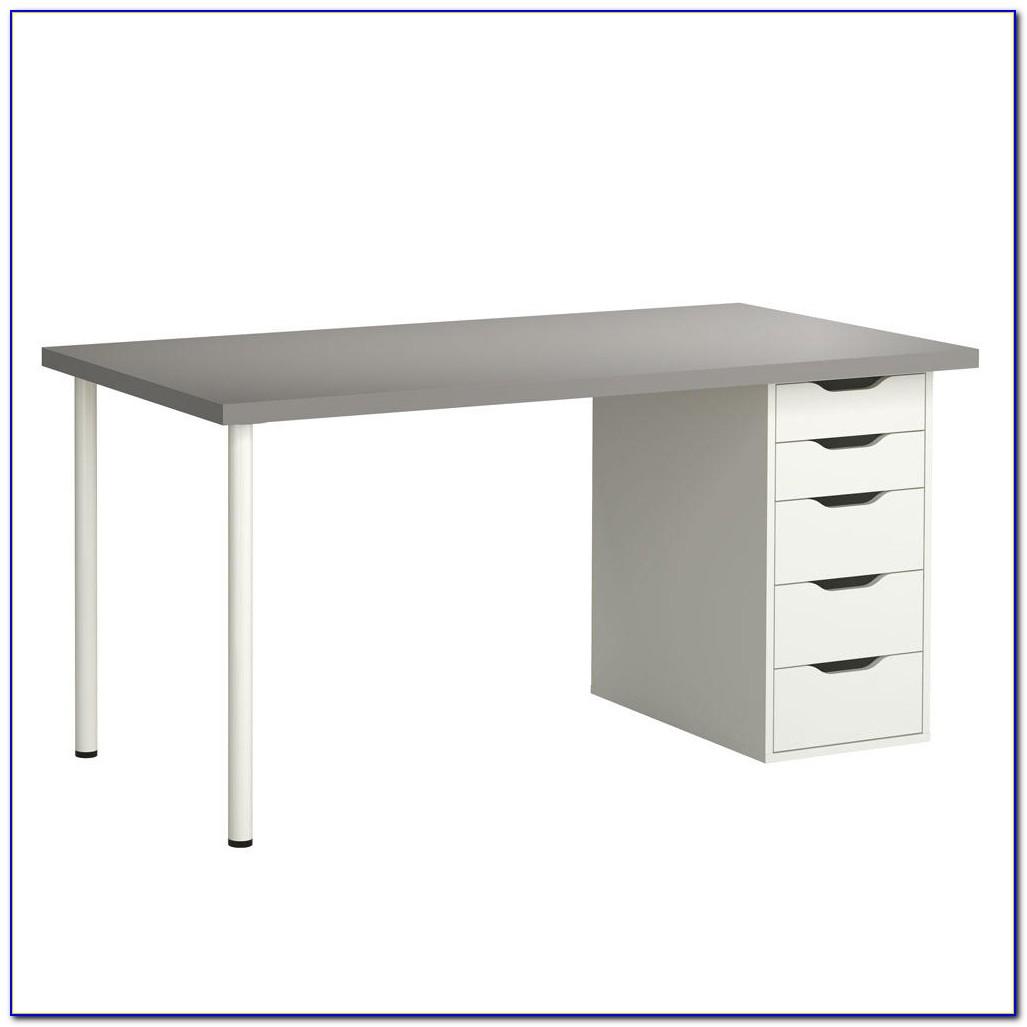 Schreibtisch Füße Höhenverstellbar Ikea