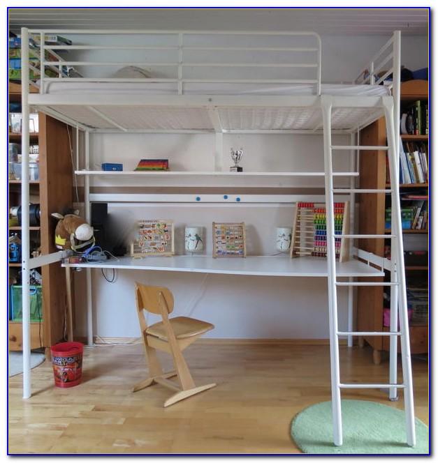 Schreibtisch Für Hochbett Ikea