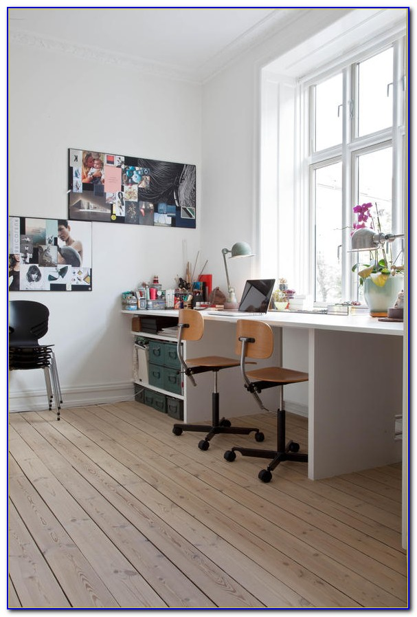 Schreibtisch Für Zwei Personen
