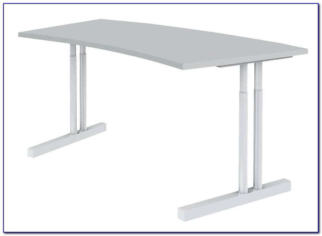 Schreibtisch Farbe Ergonomie