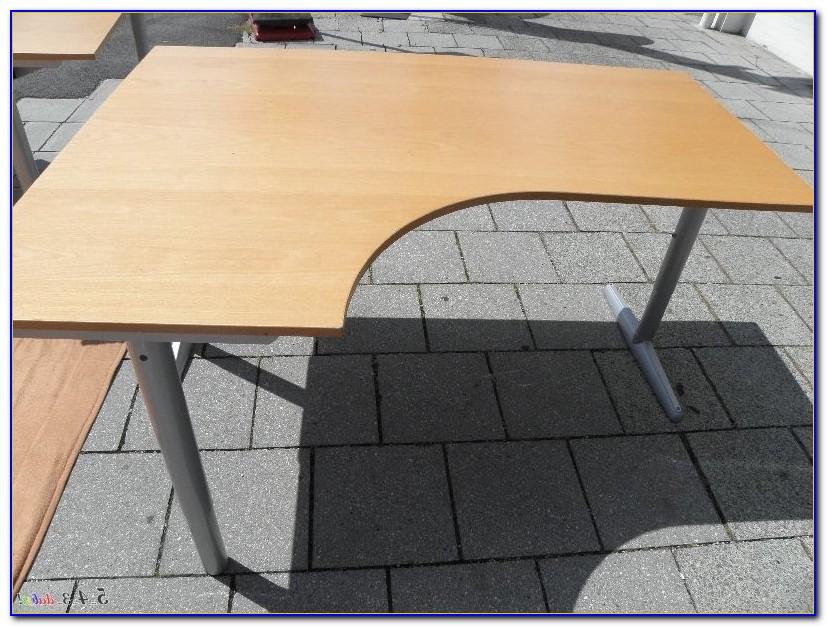 Schreibtisch Galant Maße