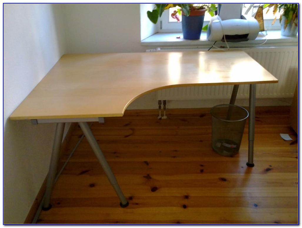 Schreibtisch Galant Montageanleitung