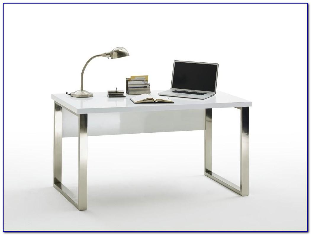 Schreibtisch Gestell Edelstahl