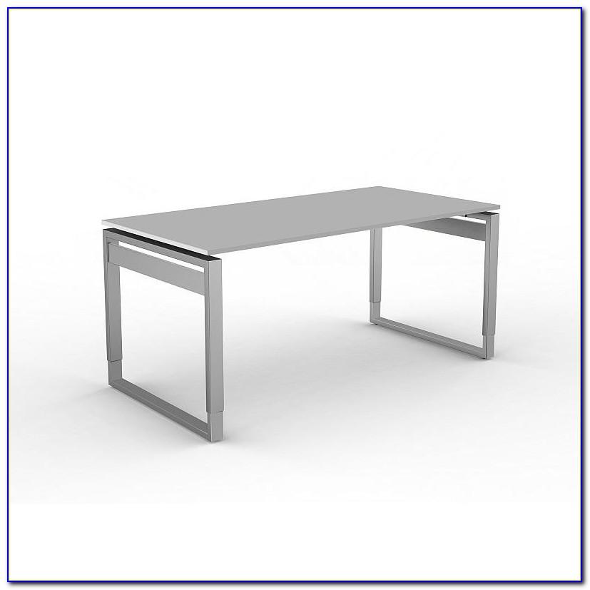 Schreibtisch Gestell Selber Bauen