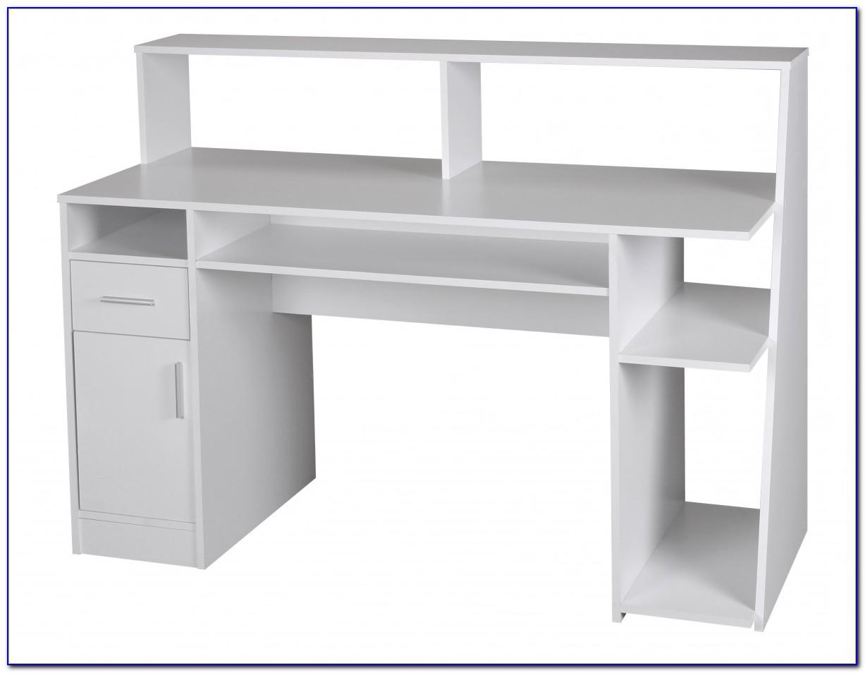 Schreibtisch Glas 100 Cm