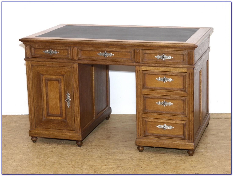 Schreibtisch Gründerzeit Restaurieren