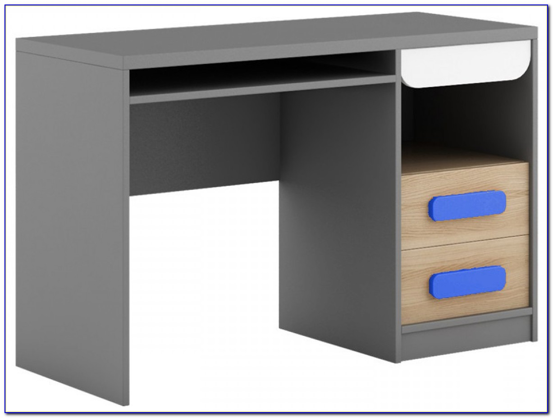 Schreibtisch Grau Ikea