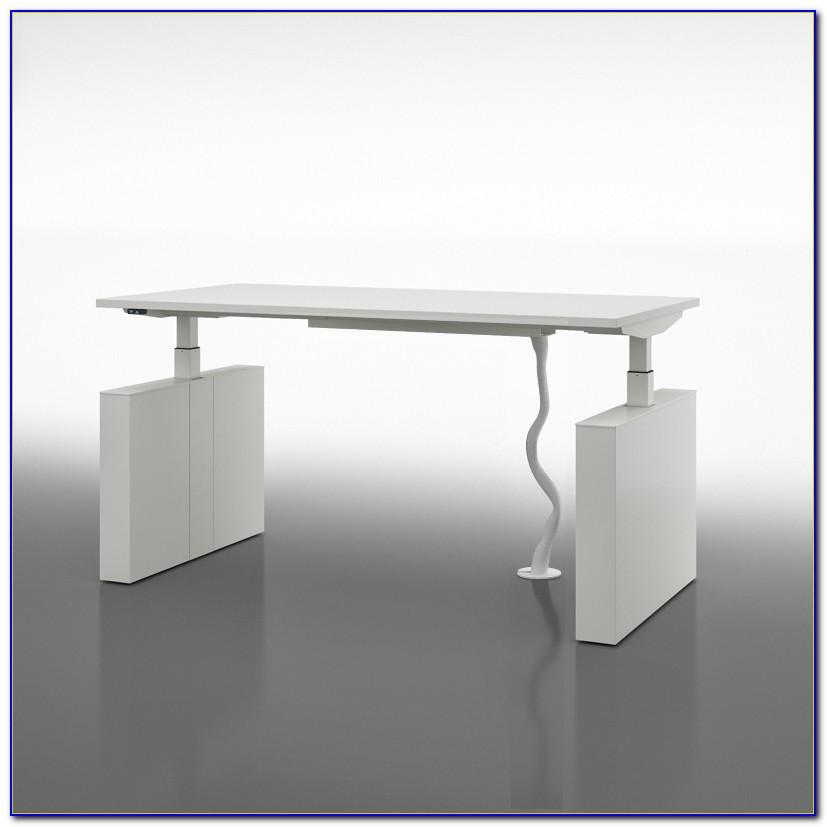Schreibtisch Höhenverstellbar Elektrisch Assmann