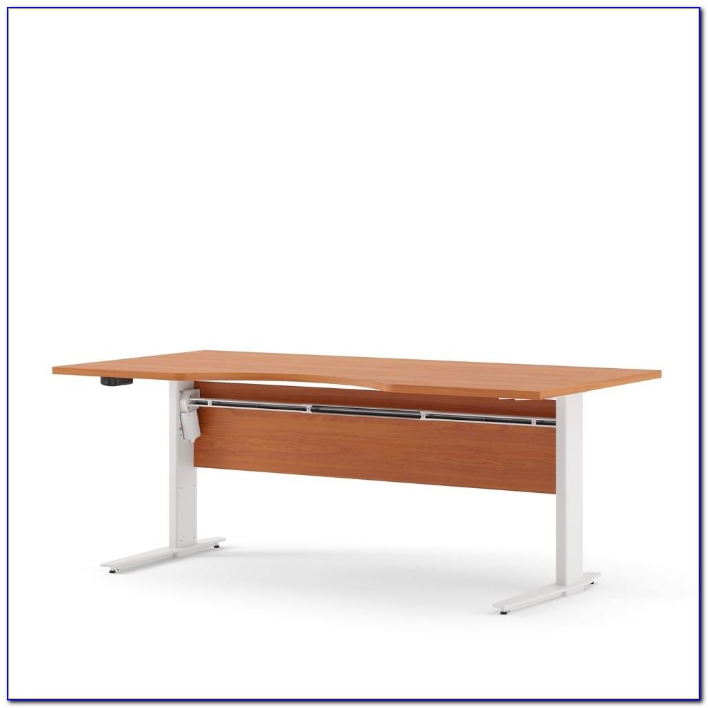 Schreibtisch Höhenverstellbar Elektrisch Gestell