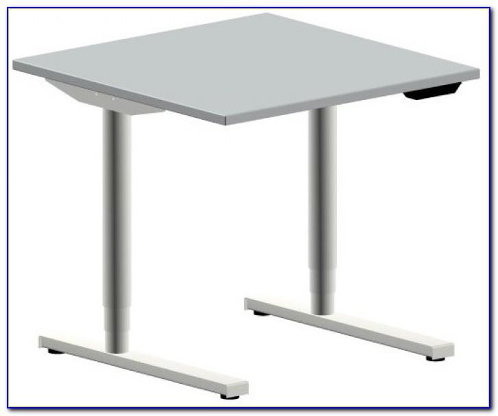 Schreibtisch Höhenverstellbar Elektrisch Test