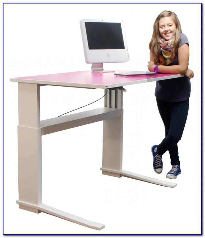 Schreibtisch Höhenverstellbar Kinder Moll