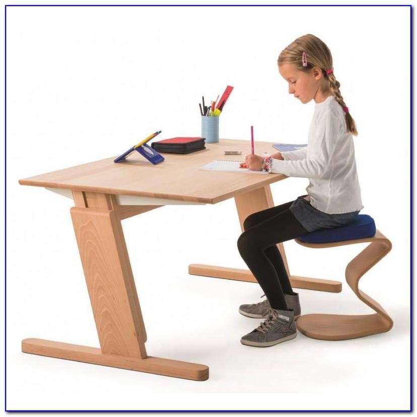Schreibtisch Höhenverstellbar Kinder Test