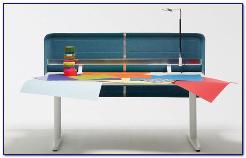 Schreibtisch Höhenverstellbar Kurbel Ikea