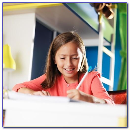 Schreibtisch Höhenverstellbar Schulanfänger
