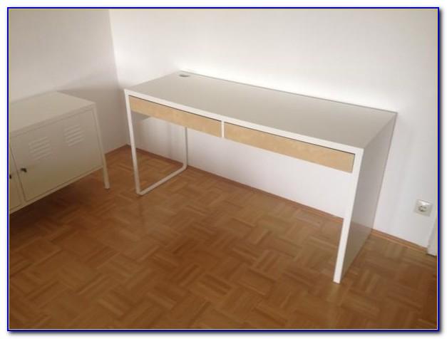 Schreibtisch Ikea Buche Galant