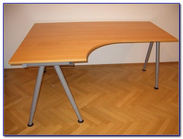 Schreibtisch Ikea Galant Anleitung