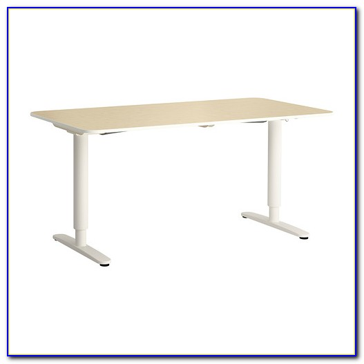 Schreibtisch Ikea Höhenverstellbar