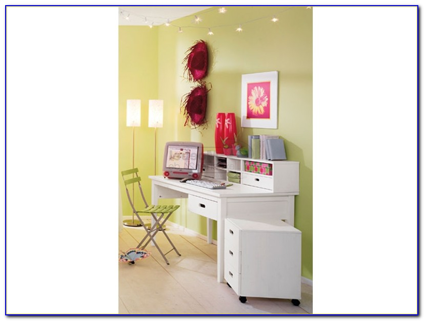 Schreibtisch Jugendstil Schwarz