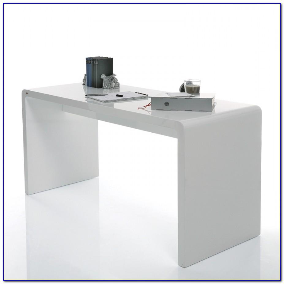Schreibtisch Kare Weiß