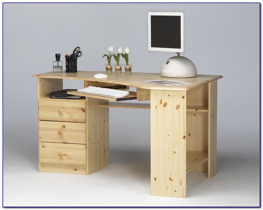 Schreibtisch Kiefer Ikea