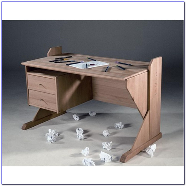 Schreibtisch Kinder Höhenverstellbar Test