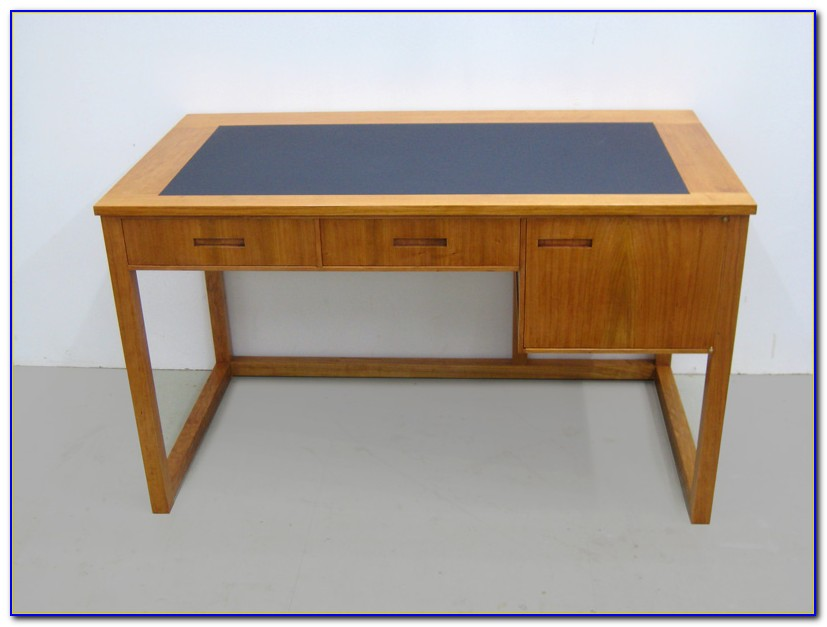 Schreibtisch Kirschbaum Dekor