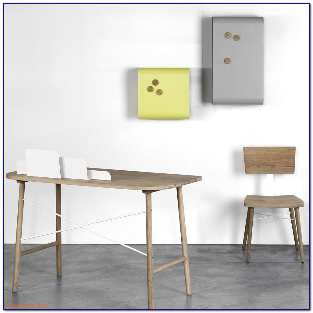 Schreibtisch Klappbar Selber Bauen