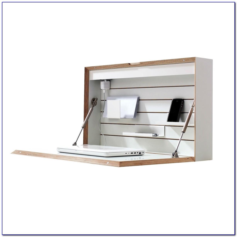 Schreibtisch Klappbar Wand