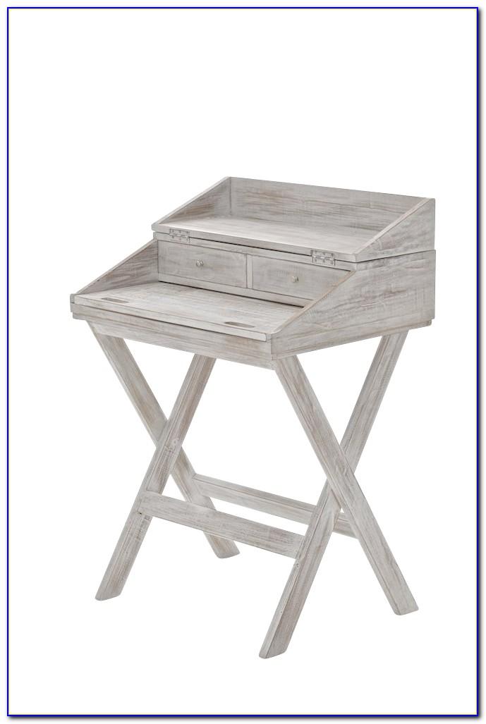 Schreibtisch Klappbare Platte