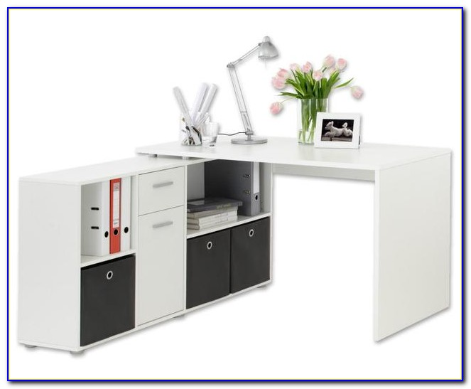 Schreibtisch L Form Ikea