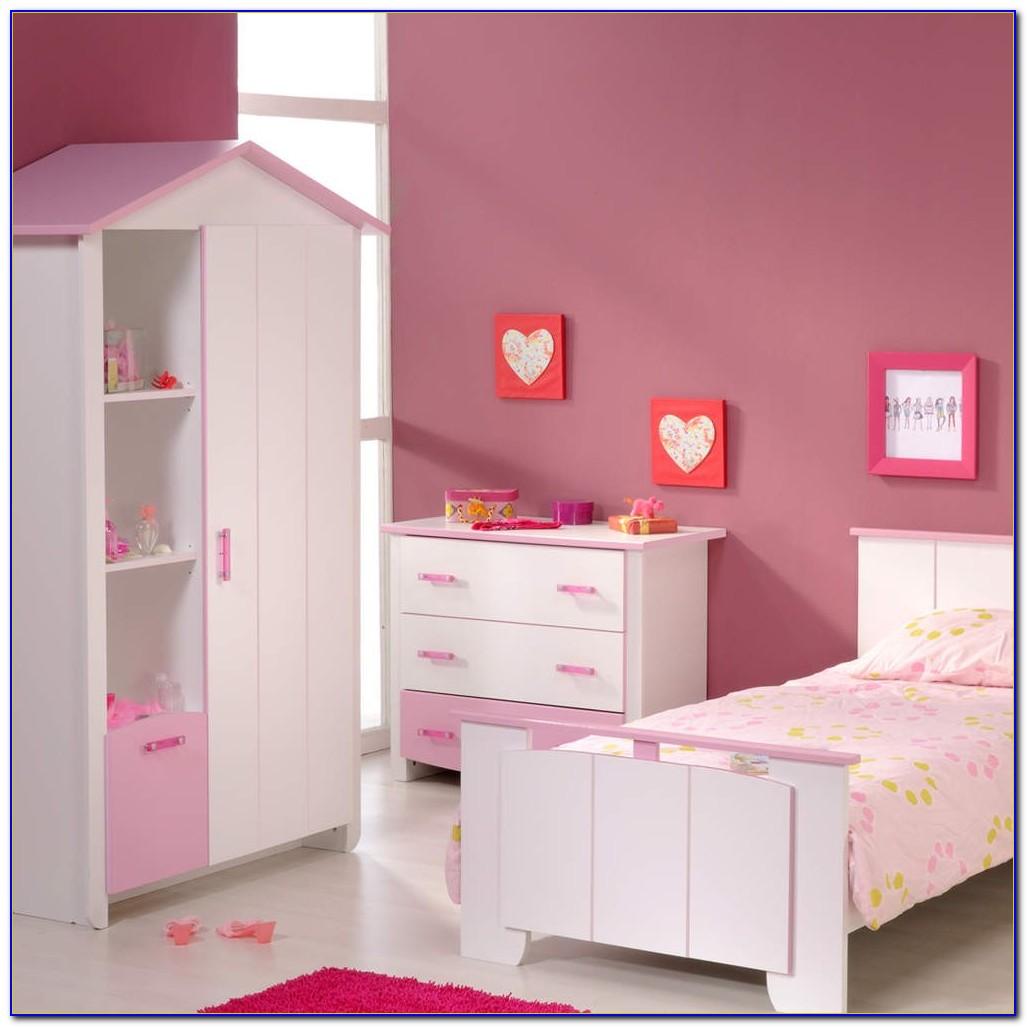 Schreibtisch Mädchen Pink