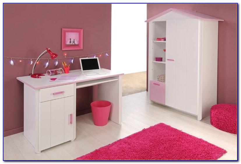 Schreibtisch Mädchen Rosa