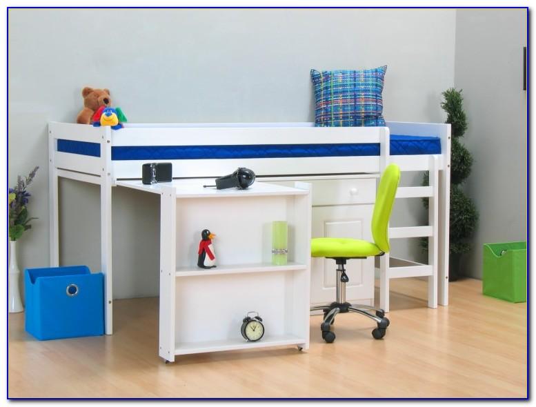 Schreibtisch Malm Aufbau