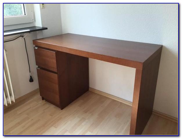 Schreibtisch Malm Weiß