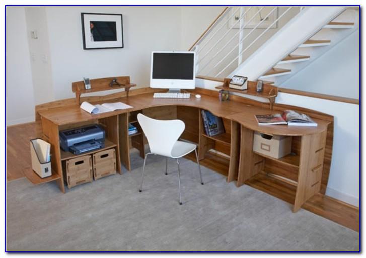 Schreibtisch Marke Eigenbau