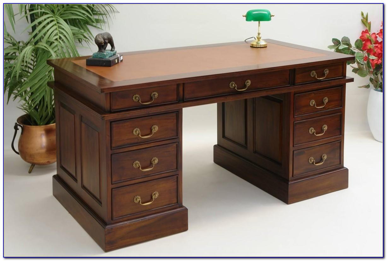 Schreibtisch Massivholz Modern